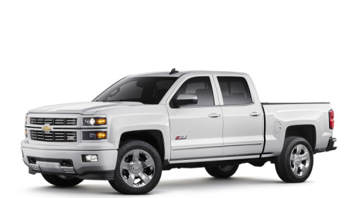 Inspired by Chevy Custom Sport Trucks that helped launch personal-use pickups