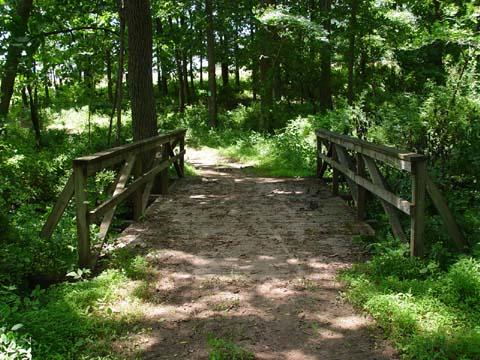 hiking trails near flemington, nj